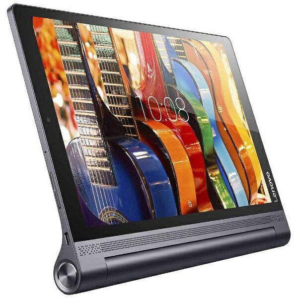 【送料無料】 レノボジャパン Android 6.0 タブレット[10.1型・インテル Atom・フラッシュメモリ 64GB・メモリ 4GB] YOGA Tab 3 Pro 10 プーマブラック ZA0F0101JP (2016年12月モデル)