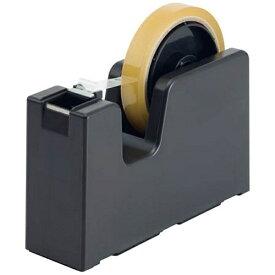 ニチバン NICHIBAN テープカッター タブメーカー ダークブラウン