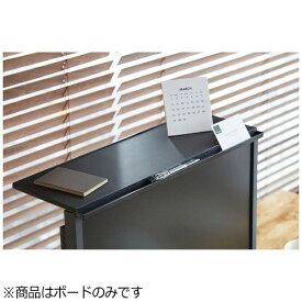 キングジム KING JIM ディスプレイボード(約H38×W500×D168mm・黒) DB-500