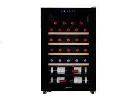デバイスタイル deviceSTYLE ワインクーラー [30本 /右開き][コンプレッサー式 家庭用 CD30W]