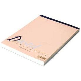 エトランジェ etranger [便箋] EDC レターパッド アソートパステル (120枚(6色x20枚)、A5) LP1-02