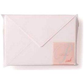 エトランジェ etranger [封筒] EDC 封筒 パステル ローズホワイト( ピンク) (40枚、洋2) EN4-03