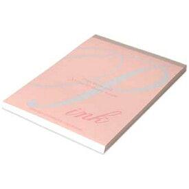エトランジェ etranger [便箋] EDC レターパッド パステル ローズホワイト(ピンク) (80枚、A5) LP4-03