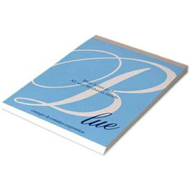 エトランジェ etranger [便箋] EDC レターパッド パステル スカイホワイト(ブルー) (80枚、A5) LP4-04