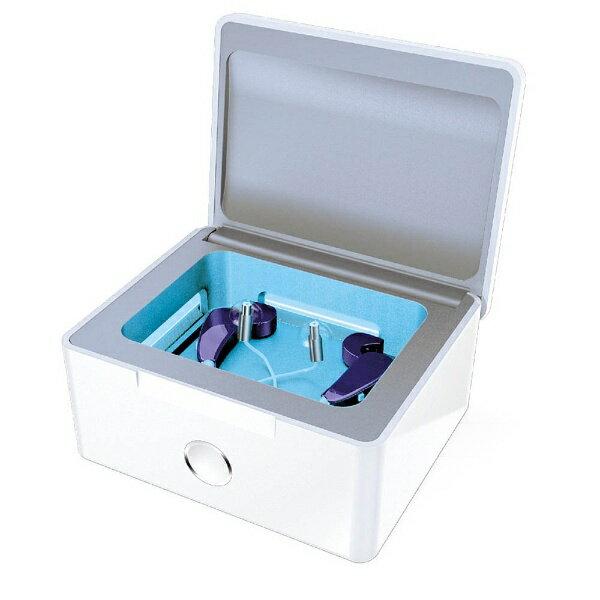 【送料無料】 シーメンス 補聴器用乾燥機 パーフェクトドライ ラックス(乾燥・UV除菌)