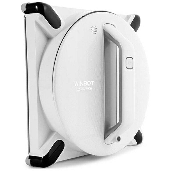 【送料無料】 エコバックス 窓用ロボット掃除機 「WINBOT」 W950 クラシックホワイト