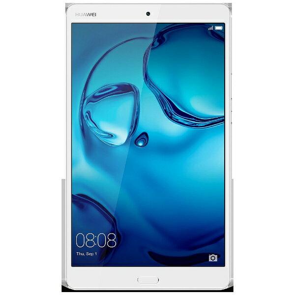 【送料無料】 HUAWEI Androidタブレット [8.4インチ・Kirin 950・ストレージ32GB・メモリ4GB・WI-FIモデル] MEDIAPAD M3 8.0 シルバー M3/BTV_W09[M3BTV_W09]