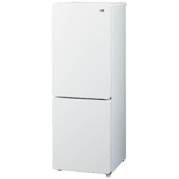 【標準設置費込み】 ハイアール Haier 2ドア冷蔵庫 (173L) JR-NF173A-W ホワイト 「Haier Global Series」[JRNF173A_W]