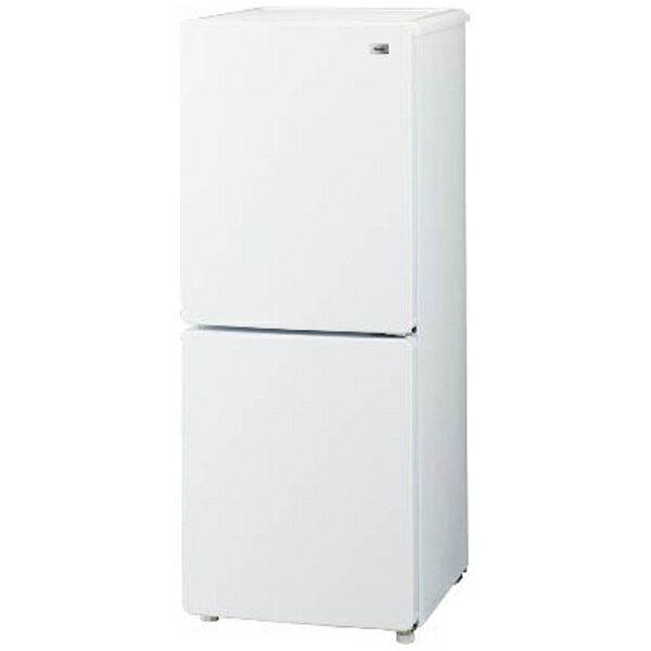 【標準設置費込み】 ハイアール 2ドア冷蔵庫 (148L) JR-NF148A-W ホワイト 「Haier Global Series」[JRNF148A_W]