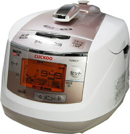 CUCKOO CRP-HJ0657F IH高圧力発芽玄米炊飯器 CUCKOO [6合 /IH][CRPHJ0657F]
