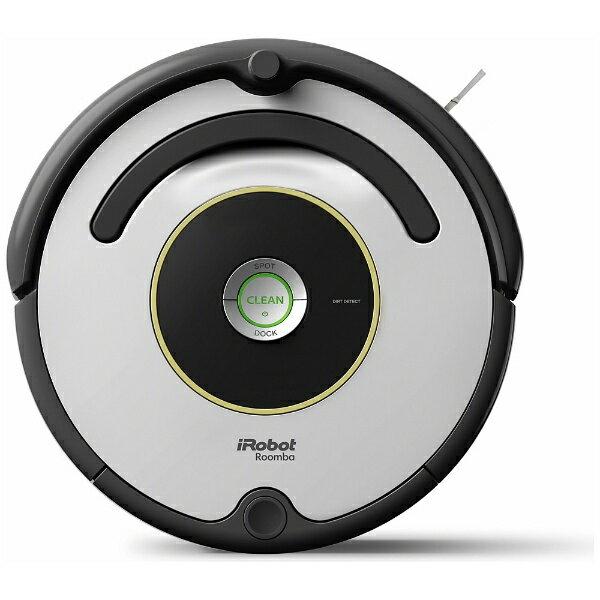 【送料無料】 iRobot 【国内正規品】 ロボット掃除機 「ルンバ」 631 【ビックカメラグループオリジナル】(600シリーズ)[sssale]
