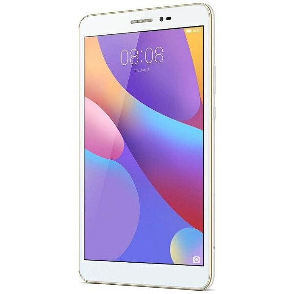 【送料無料】 HUAWEI Android 6.0タブレット[8型・MSM8939・ストレージ 16GB・メモリ 2GB・Wi-Fiモデル] MEDIAPAD T2 8.0 Pro ホワイト T2 8.0/JDN-W09 (2016年12月モデル)[T280JDNW09]