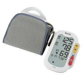 タニタ TANITA 血圧計 ホワイト BP-223 [上腕(カフ)式][BP223]
