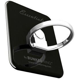 BELEX 〔スマホリング〕 Bunker Ring Essentials ゼットブラック UDBREZB010