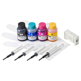 サンワサプライ SANWA SUPPLY INK-LC213BS60R 互換プリンターインク 4色セット[INKLC213BS60R]【wtcomo】