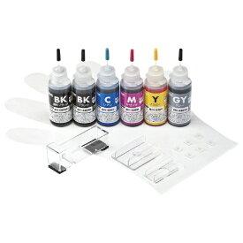 サンワサプライ SANWA SUPPLY INK-C326S30S6 互換プリンターインク 6色セット[INKC326S30S6]【wtcomo】