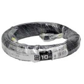 コロナ電業(防犯) カメラ(映像・電源)ケーブル(10m) C-H10VP