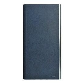 パワーサポート POWER SUPPORT iPhone 7 Plus用 手帳型 Flip Jacket 本牛革ヌメ ネイビー PBM-41