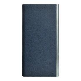 パワーサポート POWER SUPPORT iPhone 7用 手帳型 Flip Jacket 本牛革ヌメ ネイビー PBL-41