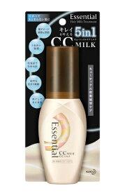花王 Kao Essential(エッセンシャル) ナイトケアミルク ブーケの香り(100ml)