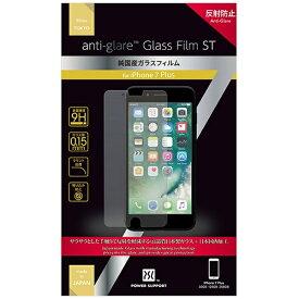 パワーサポート POWER SUPPORT iPhone 7 Plus用 Glass Film ST 純国産フィルム アンチグレア PBK-04