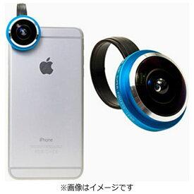 ポラロイド Polaroid クリップ式スマホレンズ Polalens(ポラレンズ) CF238 ブルー(スーパーフィッシュアイ238°レンズ)[CF238BL]