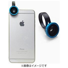 ポラロイド Polaroid クリップ式スマホレンズ Polalens(ポラレンズ) CF180 ブルー(フィッシュアイ180°レンズ)[CF180BL]