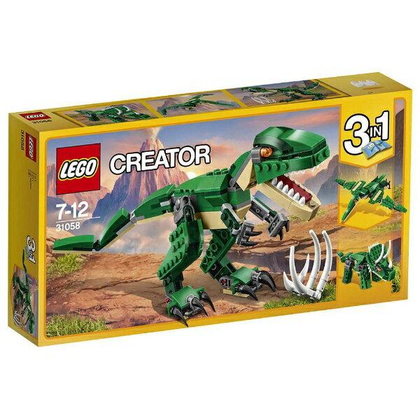 レゴジャパン LEGO LEGO(レゴ) 31058 クリエイター ダイナソー