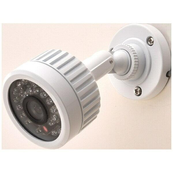 セレン Selen アナログ対応カラー監視カメラ【赤外線投光器内蔵・防水タイプ】 SEC-G710【point_rb】