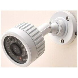 セレン SELEN 【ビックカメラグループオリジナル】アナログ対応カラー監視カメラ【赤外線投光器内蔵・防水タイプ】 SEC-G710【point_rb】