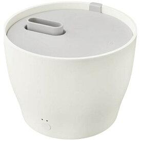 プラスマイナスゼロ PLUS MINUS ZERO XQK-Z210-W 加湿器 ホワイト [スチーム式 /約2.0L][XQKZ210]【加湿器】