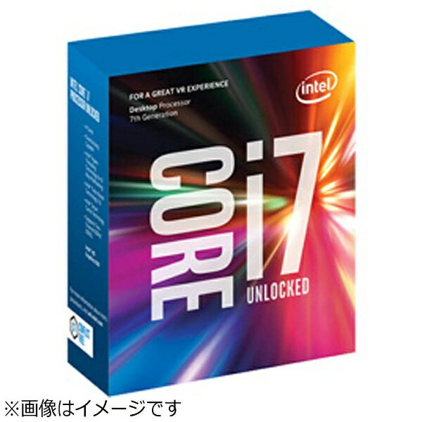 インテル Intel Core i7-7700K BOX品 [CPU][BX80677I77700K]