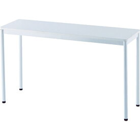 アールエフヤマカワ アールエフヤマカワ RFシンプルテーブル W1200×D400 ホワイト RFSPT-1240WH