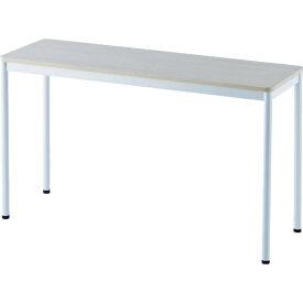 アールエフヤマカワ R.F.YAMAKAWA アールエフヤマカワ RFシンプルテーブル W1200×D400 ナチュラル RFSPT-1240NA