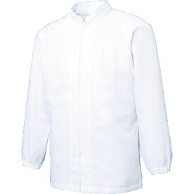 サンエス SUN-S サンエス 超清涼 男女共用混入だいきらい長袖コート S ホワイト FX70650R-S-C11