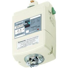 パナソニック Panasonic Panasonic モータブレーカ付プラグ 5.5kW用 DH24878K1[DH24878K1] panasonic