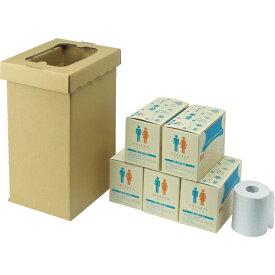 三和製作所 Sanwa Manufacturing sanwa 非常用トイレ袋 くるくるトイレ100回分 400-785