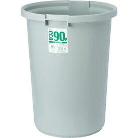 積水化学工業 SEKISUI エコポリペ−ル丸型#90本体 グレー PEN90H [90L]