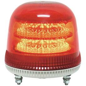 日惠製作所 NIKKEI NIKKEI ニコモア VL17R型 LED回転灯 170パイ 赤 VL17M-200AR《※画像はイメージです。実際の商品とは異なります》