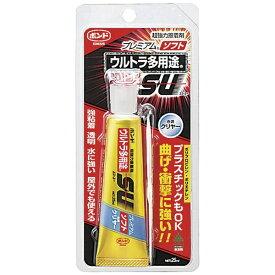 コニシ コニシ ボンドウルトラ多用途SUプレミアムハード 10ml クリアー 05140《※画像はイメージです。実際の商品とは異なります》