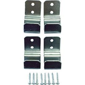 和気産業 WAKI カベ掛金具 4個付き EMP093