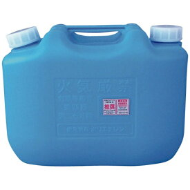 コダマ樹脂工業 KODAMA PLASTICS コダマ 灯油缶KT002 青 KT-002-BLUE