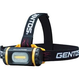 ジェントス GENTOS GENTOS 防爆LEDヘッドライト GANZ BH10 GZ-BH10