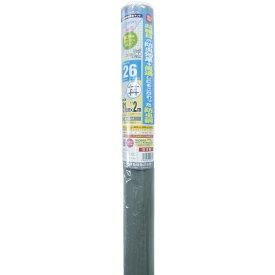ダイオ化成 Dio Chemicals Dio スーパースリム 26メッシュ 91cm×2m グレイ 120661