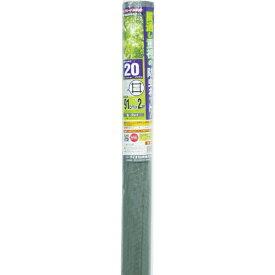 ダイオ化成 Dio Chemicals Dio グローバルネット 20メッシュ 91cm×2m グレイ 193214