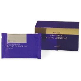 資生堂 shiseido REVITAL(リバイタル) リンクルリフト レチノサイエンスAA N12包(24枚)