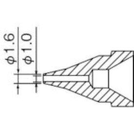 白光 HAKKO 白光 SS型 ノズル/1.0mm N61-03