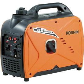 工進 KOSHIN 工進 インバーター発電機 GV-9I 【メーカー直送・代金引換不可・時間指定・返品不可】
