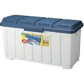 アスベル ASVEL 資源ゴミ用ダストボックス グレー 662744 [120L /4分別]