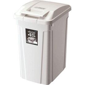 アスベル ASVEL SP ハンドル付きダストボックス ホワイト 672699 [45L]